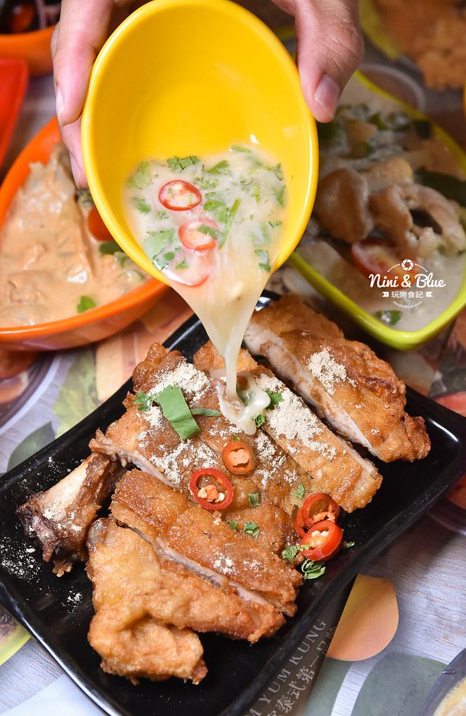 台中泰式料理 東泱宮  新光三越美食31