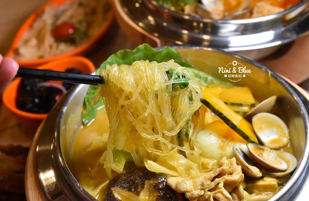 台中泰式料理 東泱宮  新光三越美食25
