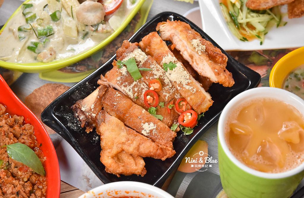 台中泰式料理 東泱宮  新光三越美食18