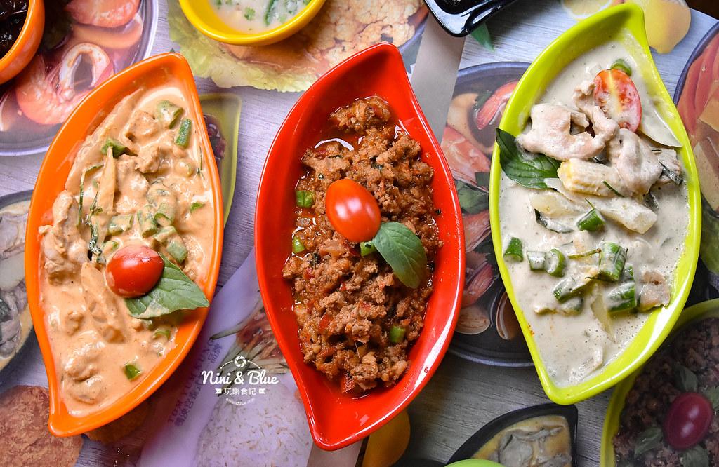 台中泰式料理 東泱宮  新光三越美食17