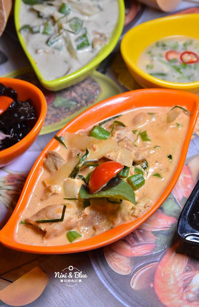 台中泰式料理 東泱宮  新光三越美食15