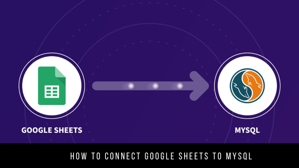 How to connect Google Sheets to MySQL