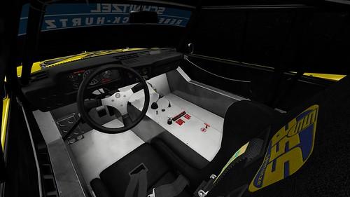 """DRM Revival Mod - RMT 121 """"Flachbau"""" Cockpit"""