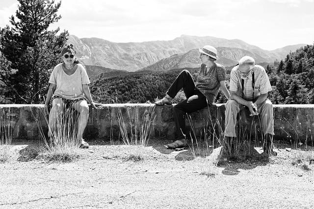 La Rochette / A moment of rest