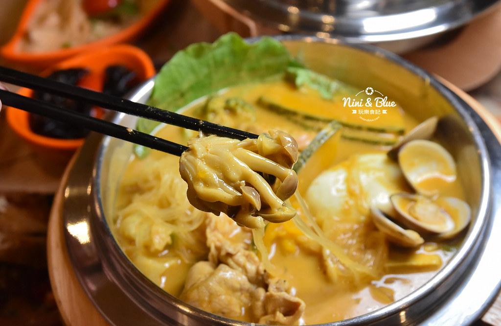 台中泰式料理 東泱宮  新光三越美食26