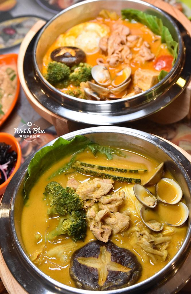 台中泰式料理 東泱宮  新光三越美食22