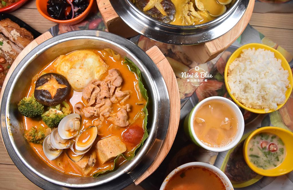 台中泰式料理 東泱宮  新光三越美食20