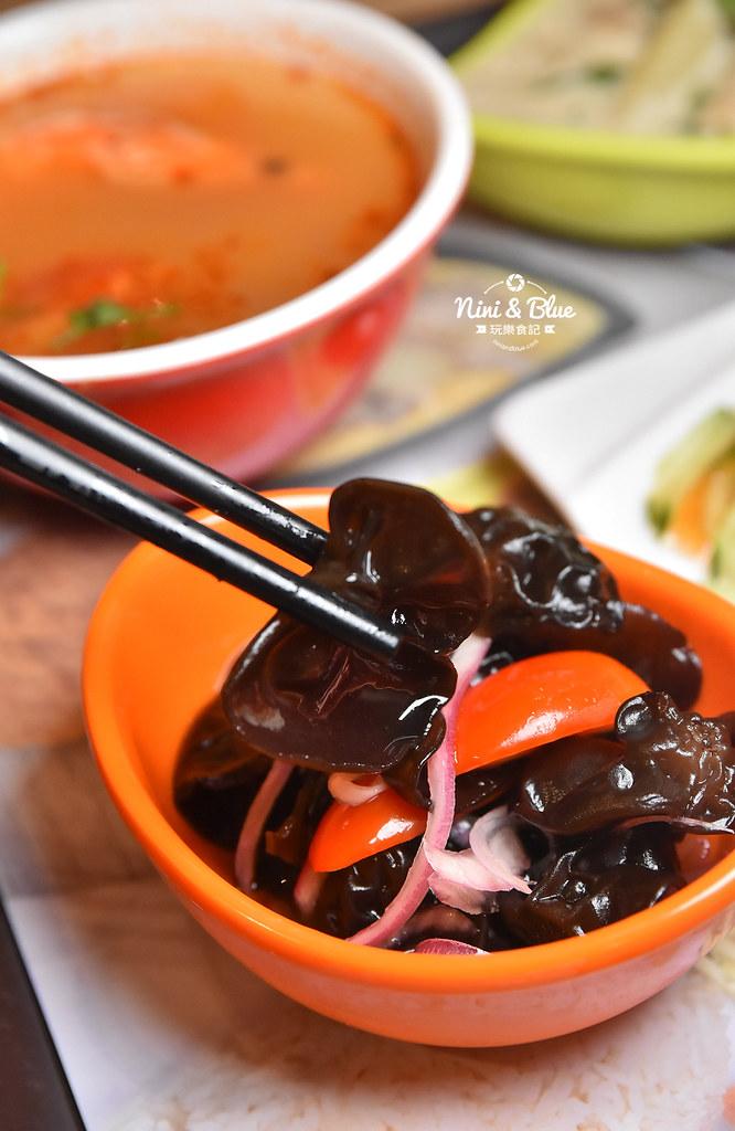 台中泰式料理 東泱宮  新光三越美食08