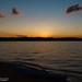 Sunset from Luau Island