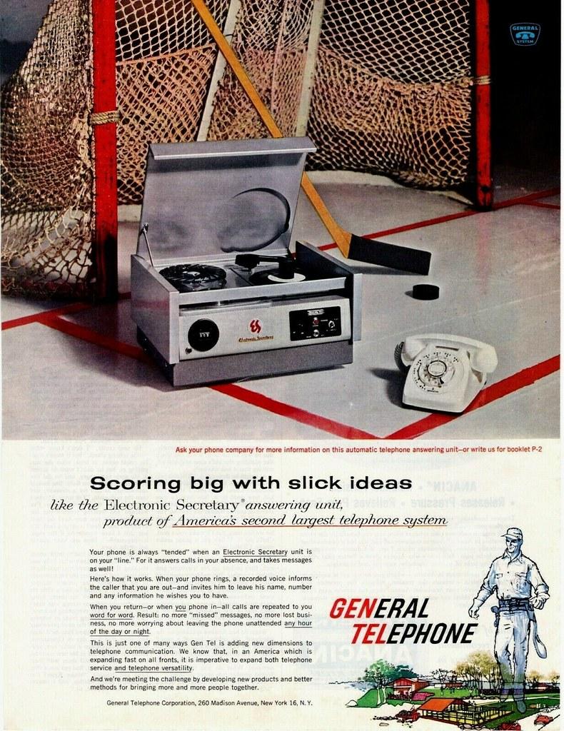 General Telephone 1959