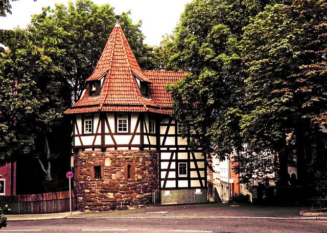 Der Schellenturm Stuttgart