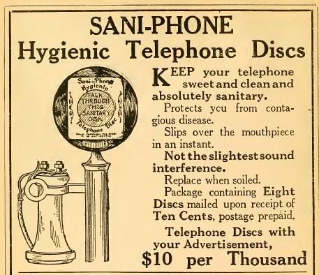 Sani-Phone 1912
