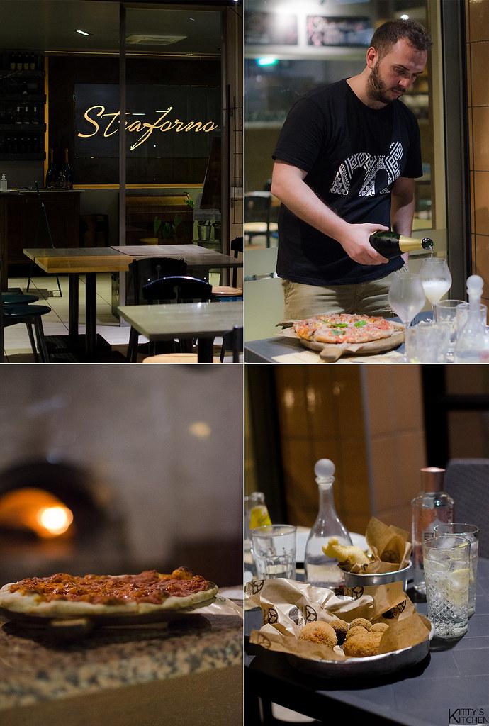 4 pizzerie romane: straforno