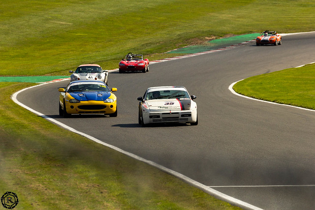 CSCC Classic Car Championships DAY 1 25/08/19