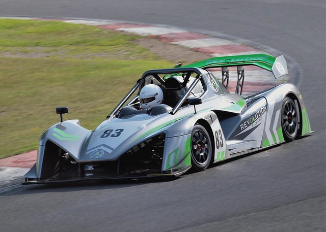 #83 Revolution A-One Sports Prototype Cup Brands Hatch