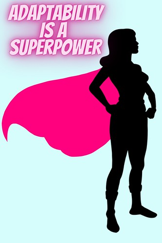 Through the Eyes of an Educator: Adaptability is a Superpower
