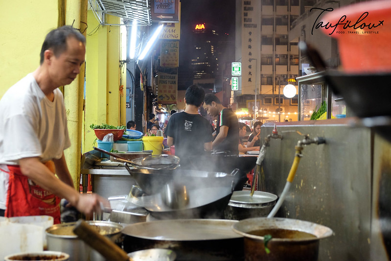 famous food in Chinatown