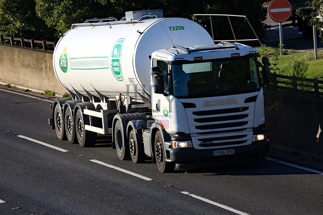 ARLA YD66 BVE TODDINGTON SERVICES 30.7.20