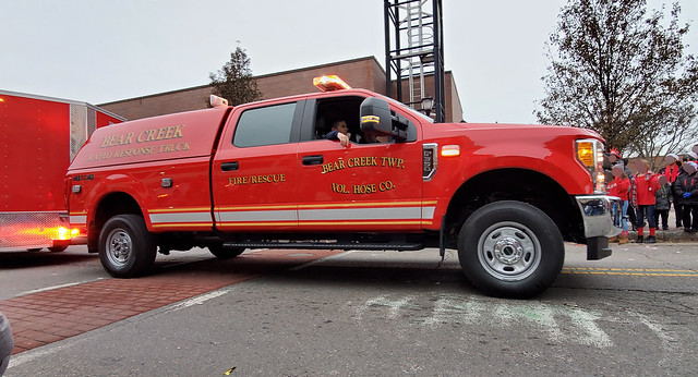 BC TWP Fire Rescue Rapid Response Truck