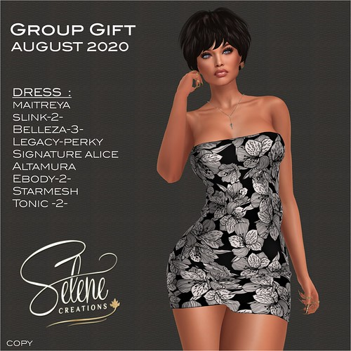 [Selene Creations ] August group gift