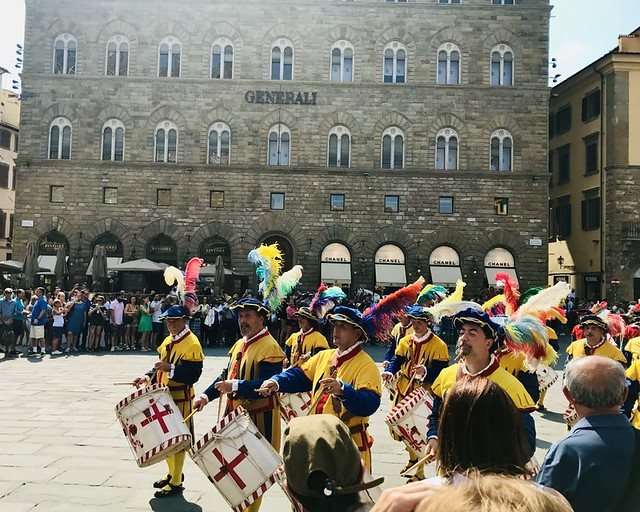 feast of san giovanni florence