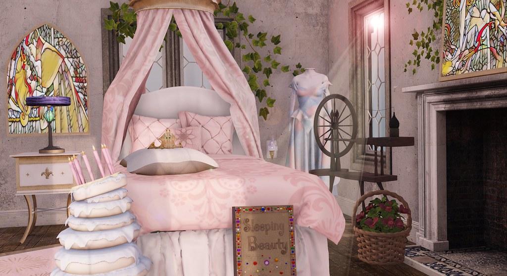 Sleeping Beauty Gacha