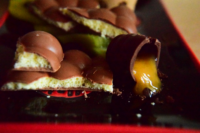 Chocolate dinner