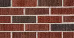 No 9 Blend Vertical Vertical Texture red Brick