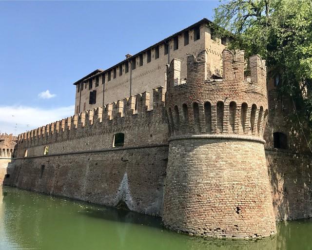 Castle of Fontanellato, Provincia di Parma