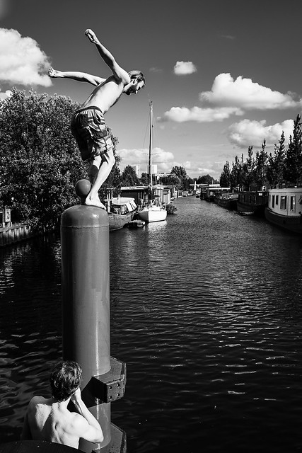 Summer in the City, Griffe Brug