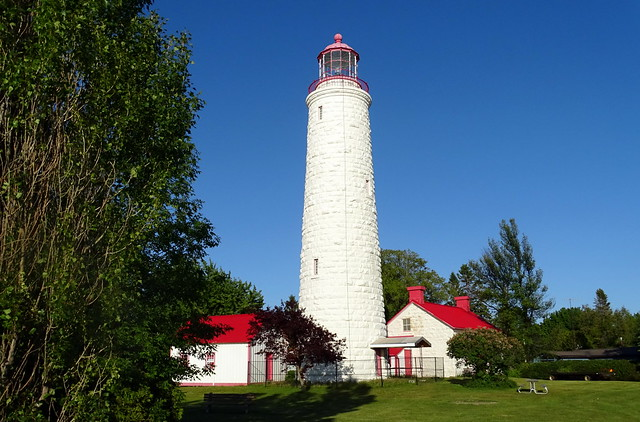 Point Clark Lighthouse and Keeper's House