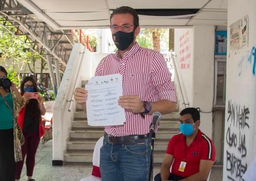 Estudiantes de la USCO ponen fin a huelga de hambre tras diez días