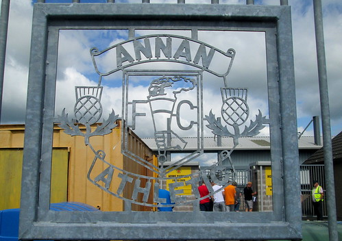 Annan Athletic Club Logo
