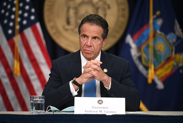 Governor Cuomo Delivers COVID-19 Update in New York City