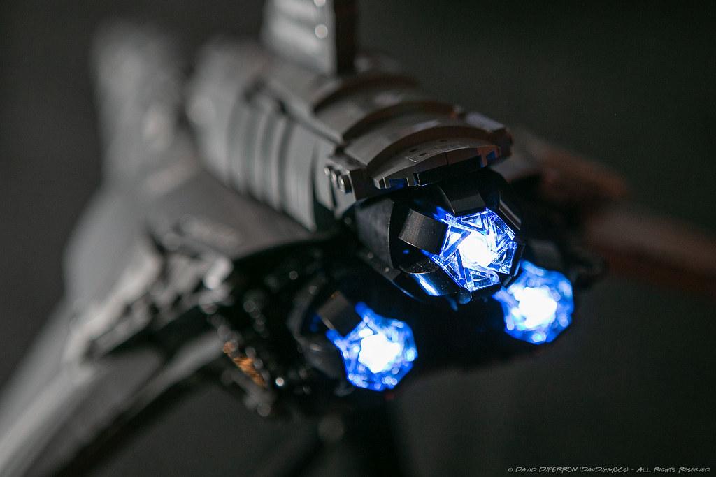 Brickstuff lighting on my Viper MkVII
