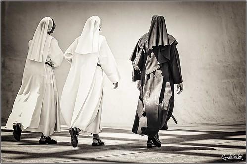 Espiritual en blanco y negro_Spiritual black and white