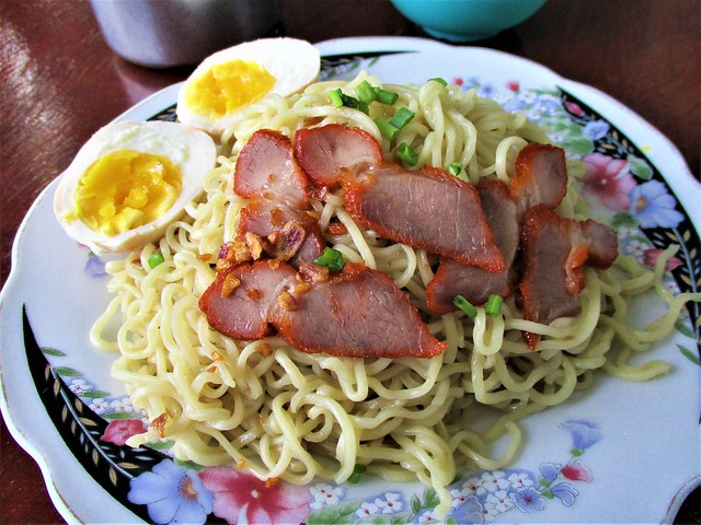 Delta Cafe kampua mee kay liao