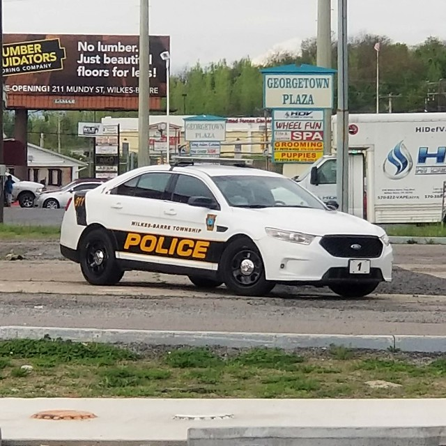 Wilkes-Barre Township Police FPIS