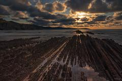 Playa de itzurun / Zumaia