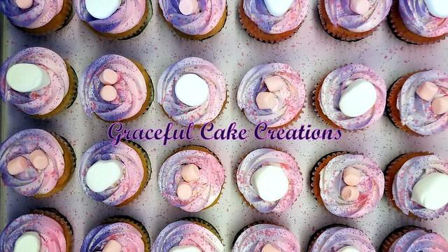 LOL Doll Custom Cupcakes