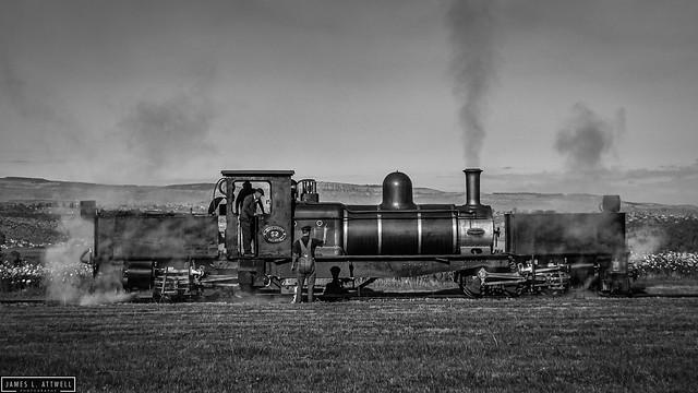'Garratt at the Lesotho Border.'