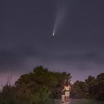 _AR34628 Estrellas mirando el cometa MA
