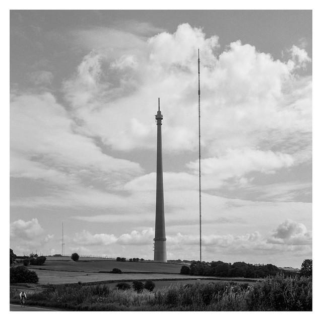 Emley Moor transmitter-4