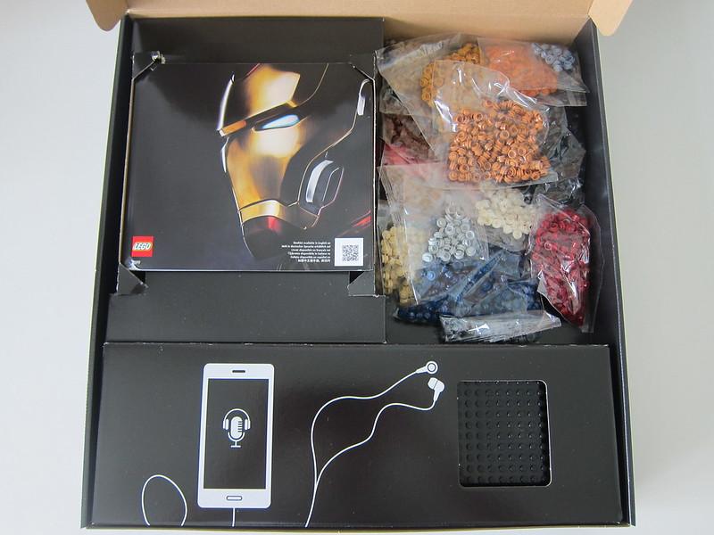 LEGO Art Marvel Studios Iron Man 31199 - Box Open