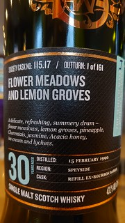SMWS 115.17 - Flower meadows and lemon groves