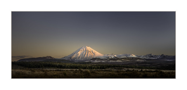 Mount Doom NZ. Part of an upcoming VLOG