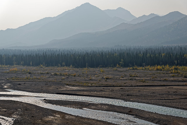 You Keep Me Wild With Your Rivers and Mountains! (Denali National Park & Preserve)
