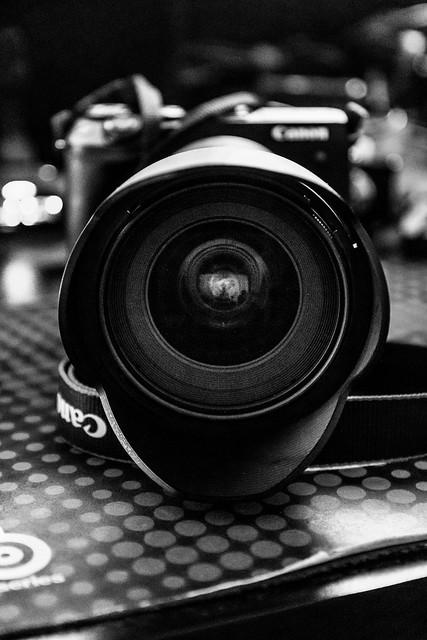 M6 Mark II Camera - 17-55 F2.8 - 760D