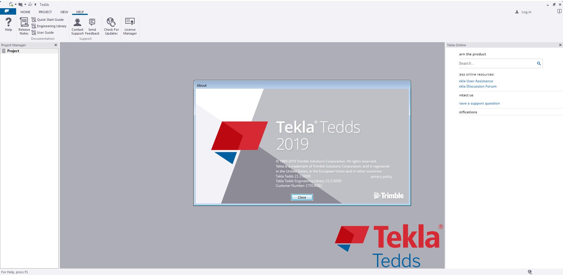 Working with Tekla Tedds 2019 SP3 v21.3.0 full license