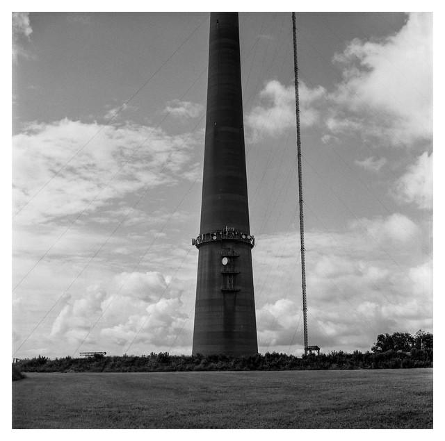 Emley Moor transmitter